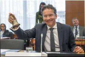 Geroun Daiselbloom Eurogroup 22 - 5 - '17