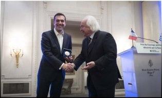 Alexis Tsipras Patrick Wajersman